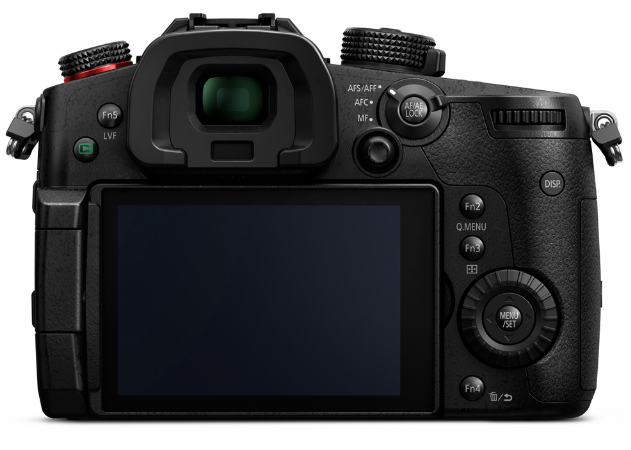 Panasonic Lumix DC-GH5S Body Black (DC-GH5SEE-K)- фото2