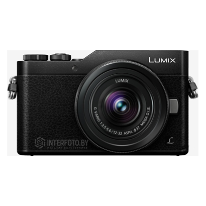 Panasonic Lumix DC-GX800 Kit 12-32mm Black (DC-GX800KEEK)