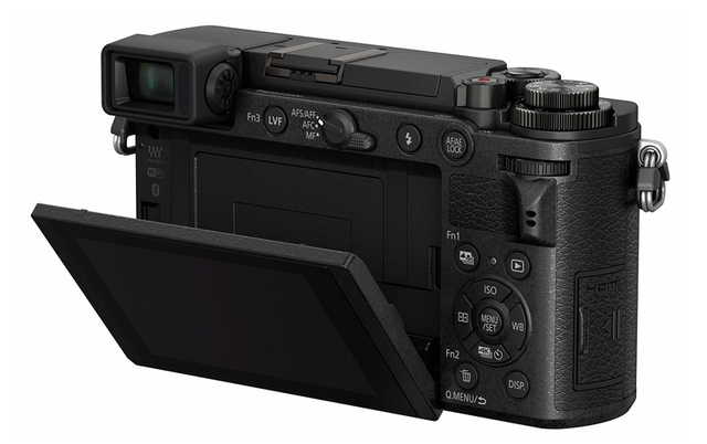 Panasonic Lumix DC-GX9 Body Black (DC-GX9EE-K)