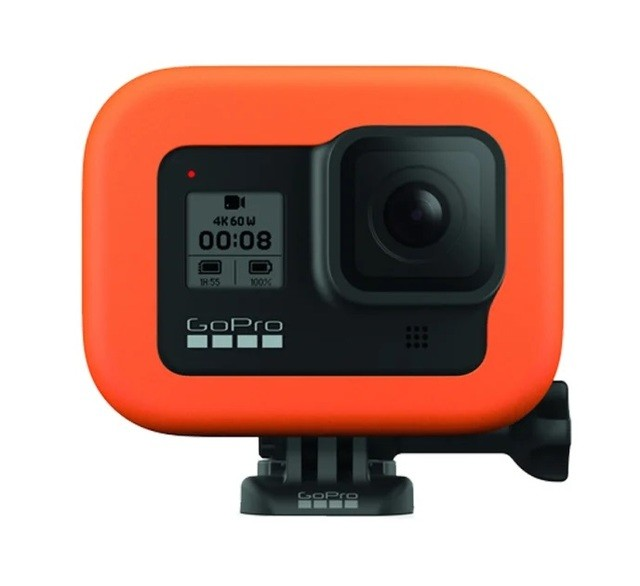 Крепление-капа HERO8 GoPro ASLBM-002 (Bite Mount Floaty)- фото