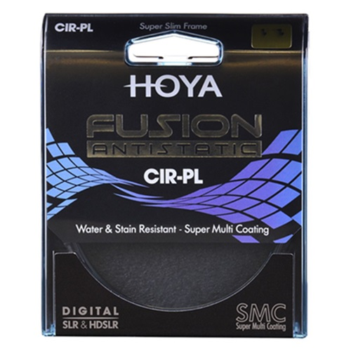Светофильтр Hoya Fusion Antistatic CIR-PL 72mm - фото2