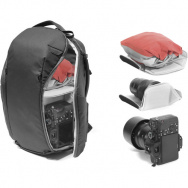 Рюкзак Peak Design Everyday Backpack Zip 15L V2.0 Black- фото7