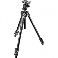 Штатив Manfrotto 290 Light + 494RC2 (MK290LTA3-BH)- фото