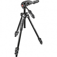 Штатив Manfrotto 290 Light + MH293D3 (MK290LTA3-3W)- фото