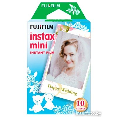 Пленка Fujifilm Instax Mini Wedding (10 шт.)