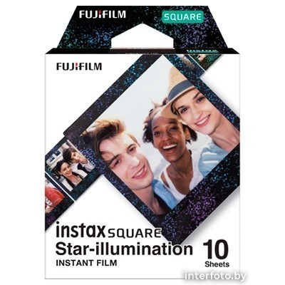 Пленка Fujifilm Instax Square Star Illumination (10 шт.)