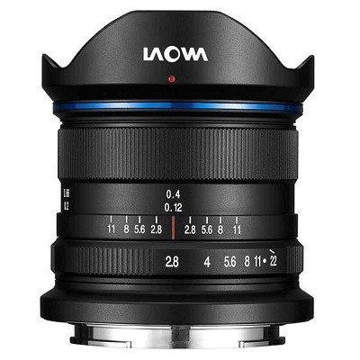 Laowa 9mm f/2.8 Zero-D for Canon M