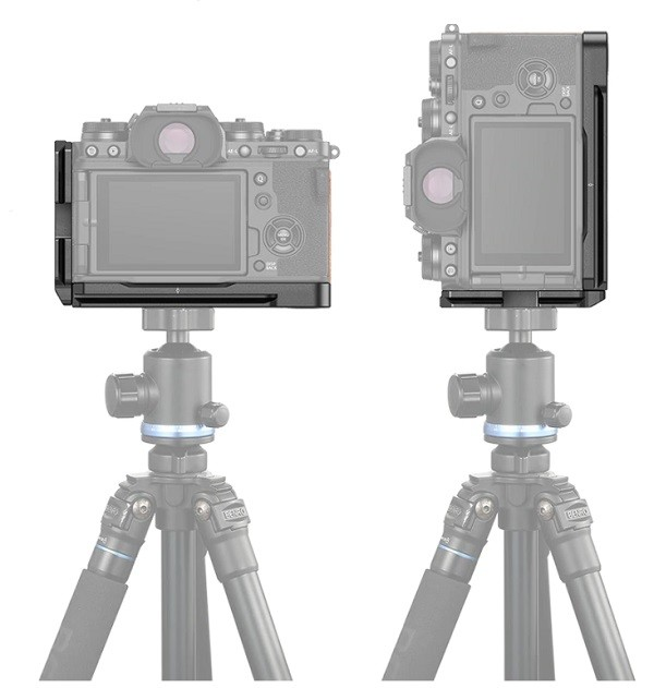 Кронштейн SmallRig L-Bracket (LCF2811) для X-T4- фото6