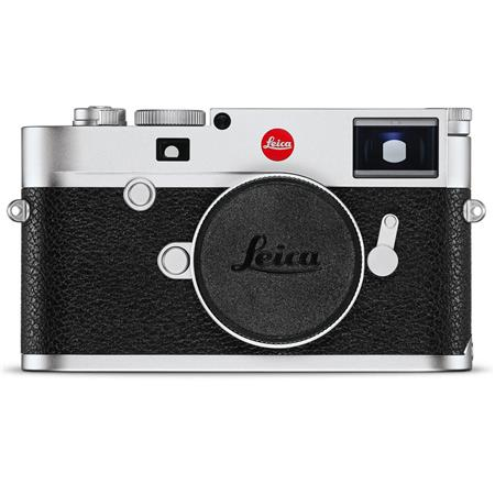 Leica M10, Silver Chrome - фото