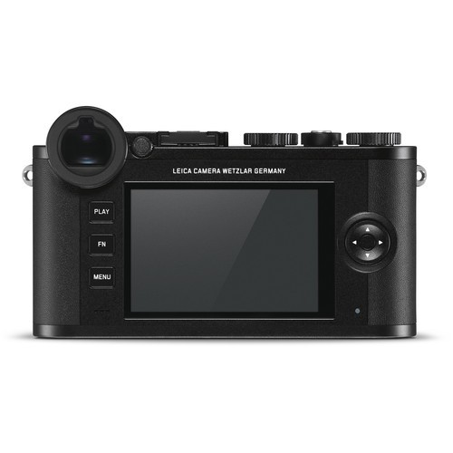 Leica CL, Black anodized - фото2