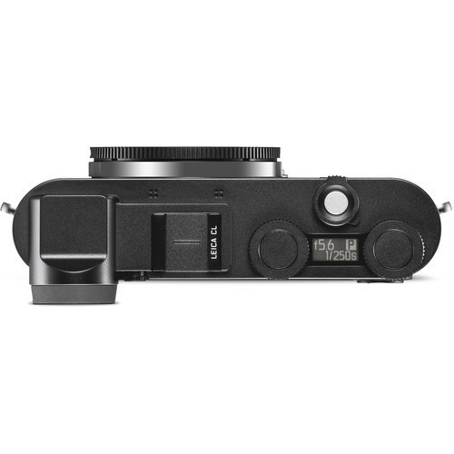 Leica CL, Black anodized- фото3