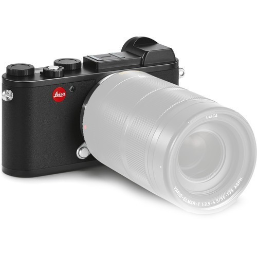 Leica CL, Black anodized - фото5