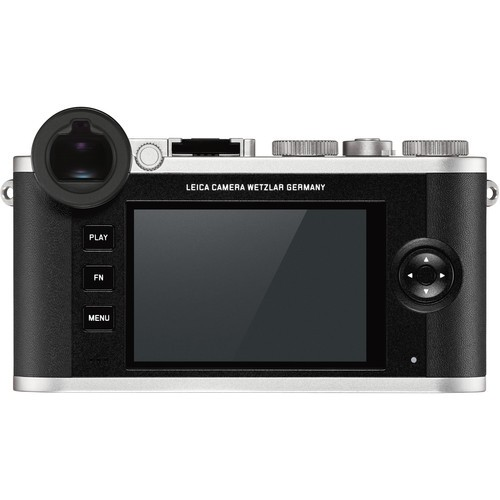 Leica CL, Silver anodized- фото2