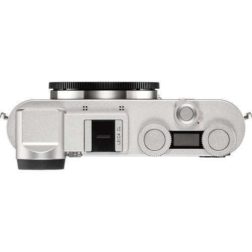 Leica CL, Silver anodized- фото4
