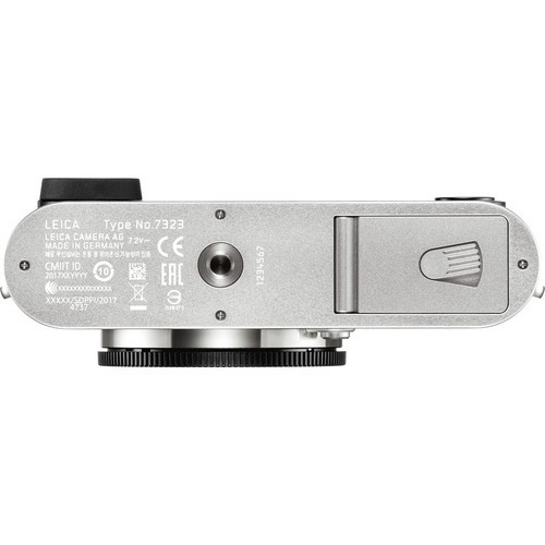 Leica CL, Silver anodized- фото3