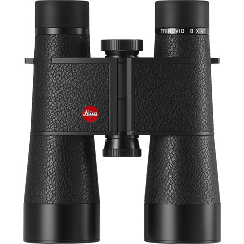 Бинокль Leica Trinovid 8x40, black chrome- фото