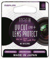 Светофильтр Marumi FIT + SLIM MC UV 82mm