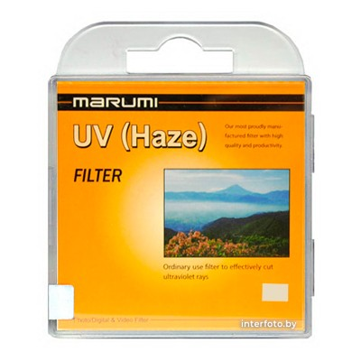 Marumi UV-Haze 62mm- фото