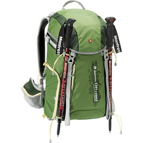 Рюкзак Manfrotto Off road Hiker 30L Green (MB OR-BP-30GR)- фото2