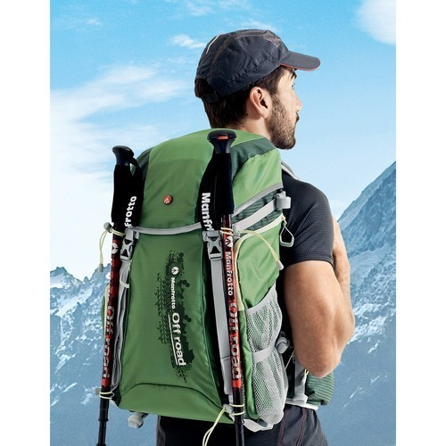 Рюкзак Manfrotto Off road Hiker 30L Green (MB OR-BP-30GR)- фото7