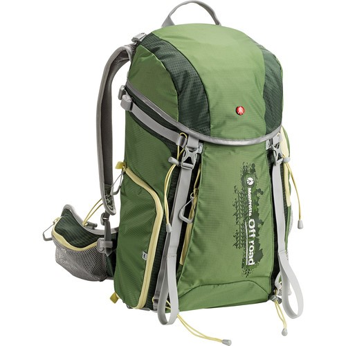 Рюкзак Manfrotto Off road Hiker 30L Green (MB OR-BP-30GR)- фото