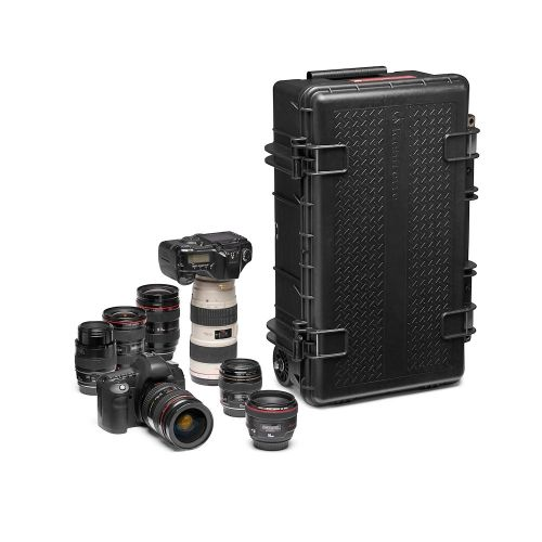 Кейс-роллер Manfrotto Pro Light Reloader Tough L-55 PL- фото5