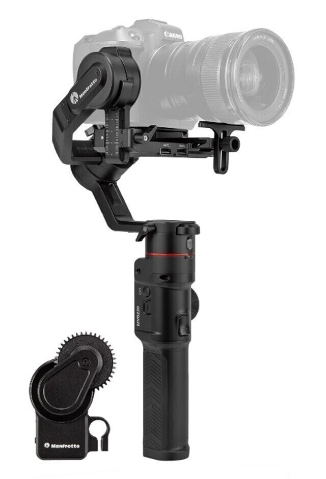 Стабилизатор Manfrotto Gimbal 220 Pro Kit (MVG220FF)- фото4