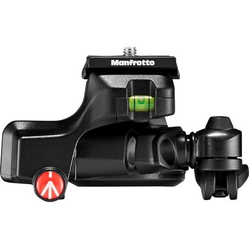 Manfrotto Befree 3-Way Live Tripod Head (MH01HY-3W)- фото4