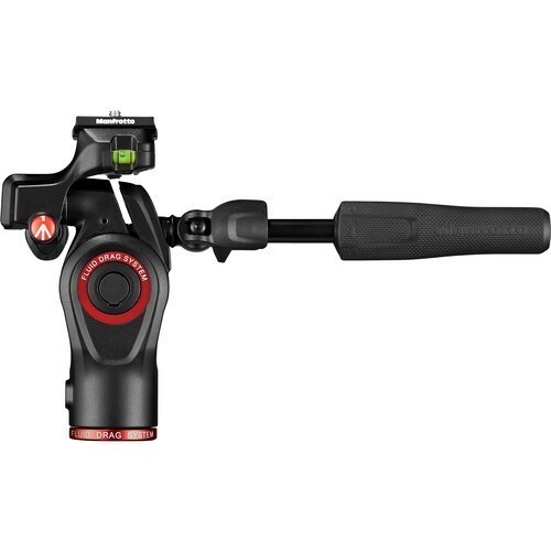 Manfrotto Befree 3-Way Live Tripod Head (MH01HY-3W)- фото5