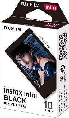 Пленка Fujifilm Instax Mini Black (10 шт.)