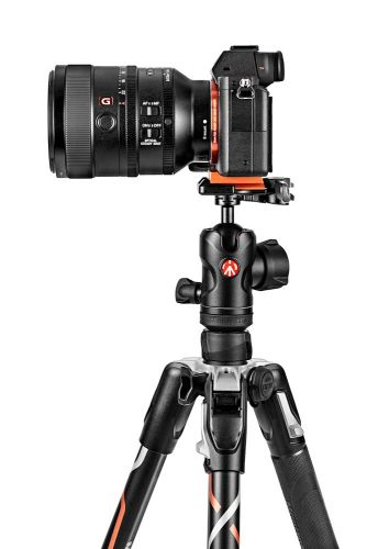Штатив Manfrotto Befree Advanced Alpha (MKBFRLA-BH)- фото3