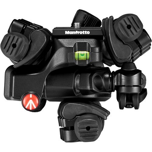 Штатив Manfrotto Befree 3-Way Live Advanced (MKBFRLA4BK-3W)- фото7