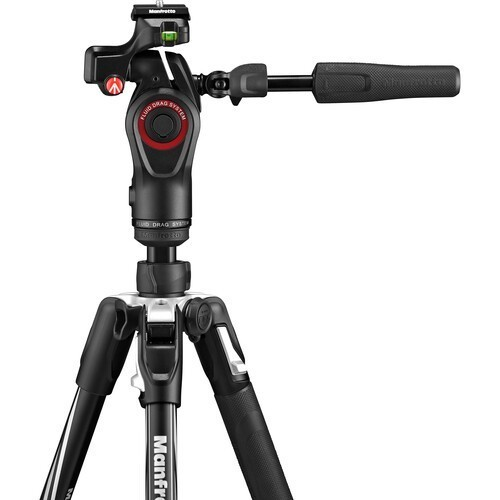 Штатив Manfrotto Befree 3-Way Live Advanced (MKBFRLA4BK-3W)- фото5