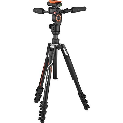 Штатив Manfrotto Befree 3-Way Live Advanced for Sony Alpha (MKBFRLA-3W)- фото
