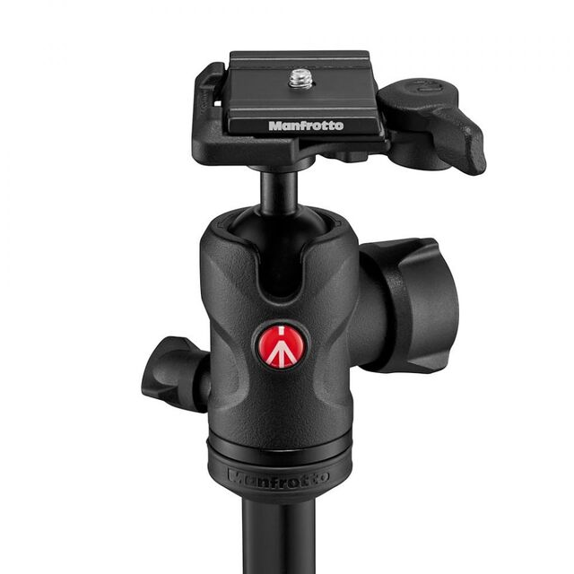 Штатив Manfrotto Befree Advanced Nerissimo (MKBFRTA4BM-BH)- фото3