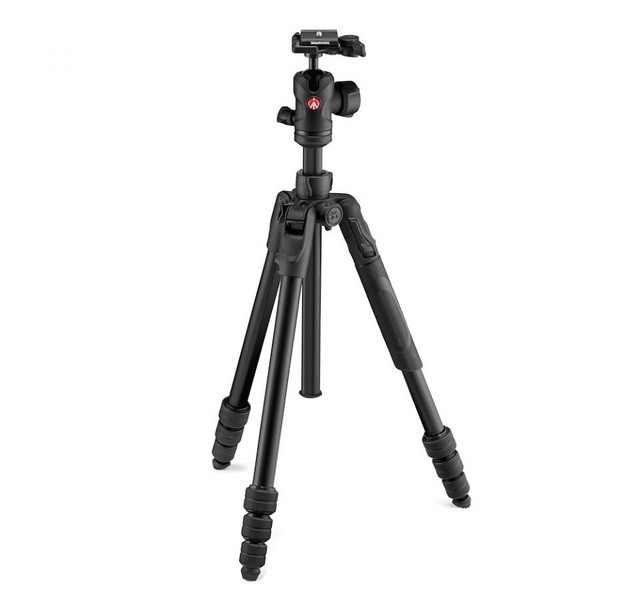 Штатив Manfrotto Befree Advanced Nerissimo (MKBFRTA4BM-BH)- фото