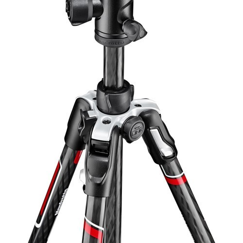 Штатив Manfrotto Befree Advanced Carbon Travel (MKBFRTC4-BH) - фото3