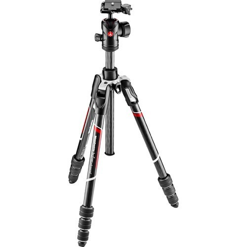 Штатив Manfrotto Befree Advanced Carbon Travel (MKBFRTC4-BH) - фото
