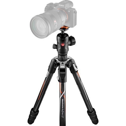 Штатив Manfrotto Befree GT Carbon for Sony Alpha (MKBFRTC4GTA-BH)- фото