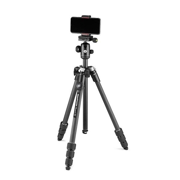 Штатив Manfrotto Element MII MobBT Black (MKELMII4BMB-BH)- фото3