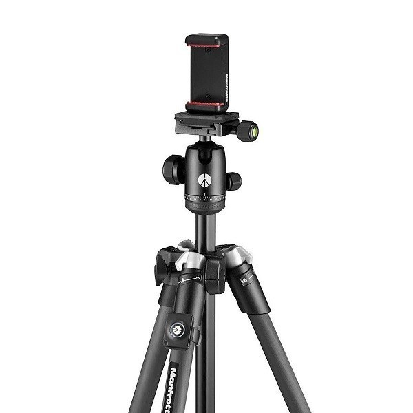 Штатив Manfrotto Element MII MobBT Black (MKELMII4BMB-BH)- фото5