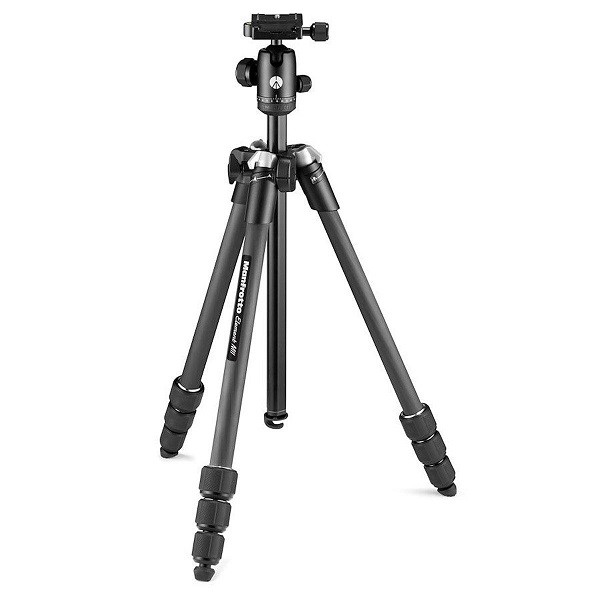 Штатив Manfrotto Element MII MobBT Black (MKELMII4BMB-BH)- фото