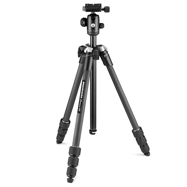 Штатив Manfrotto Element MII MobBT Carbon (MKELMII4CMB-BH)- фото