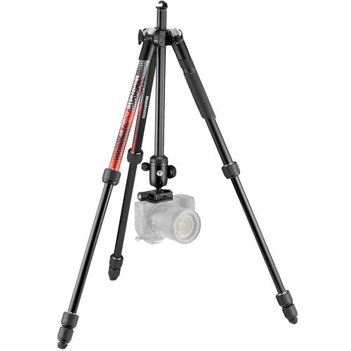 Штатив Manfrotto Element MII Aluminium Red (MKELMII4RD-BH)- фото3