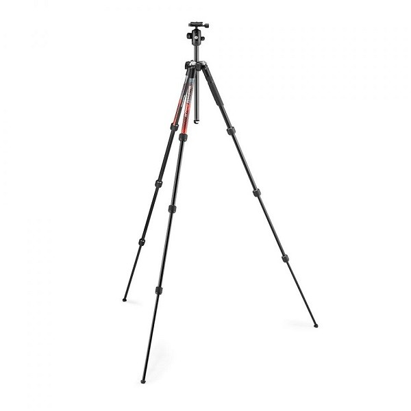 Штатив Manfrotto Element MII MobBT Red (MKELMII4RMB-BH)- фото5
