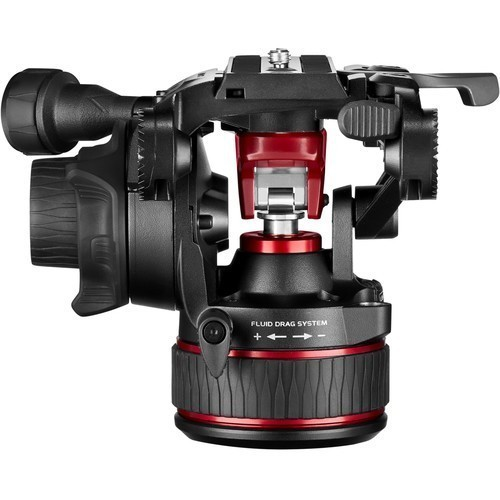 Manfrotto Nitrotech 608 Fluid (MVH608AH)- фото4