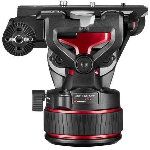 Manfrotto Nitrotech N8 Fluid (MVHN8AH)- фото6