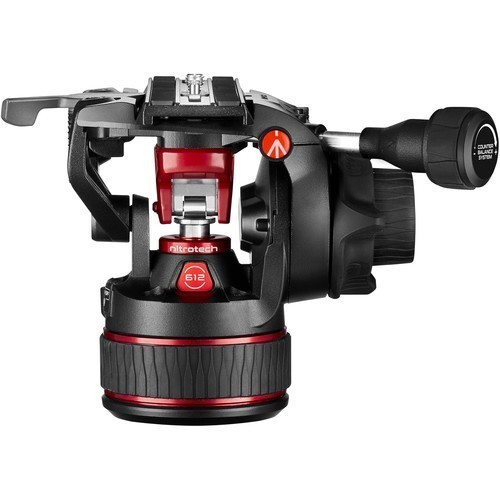 Manfrotto Nitrotech 612 Fluid (MVH612AH)- фото3