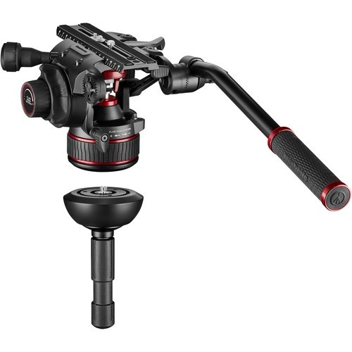 Manfrotto Nitrotech 612 Fluid (MVH612AH)- фото6