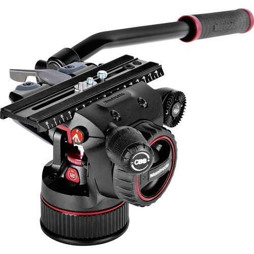 Manfrotto Nitrotech N12 Fluid (MVHN12AH)- фото4